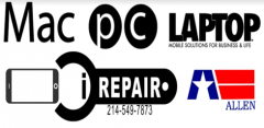 Mac PC LAPTOP iPhone Repair Allen