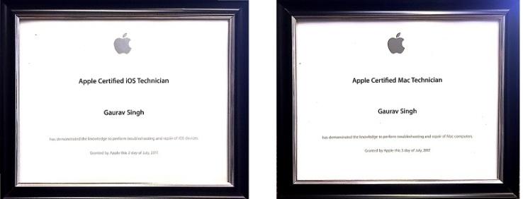Certified iOS-technician-Certified Mac technician